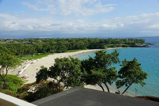 Mauna Kea Beach Hotel, Autograph Collection: Our Room View