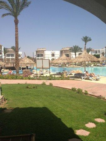 Gardenia Plaza Resort: View from room