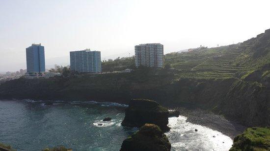 Apartamentos Playa De Los Roques: Aussicht E 19