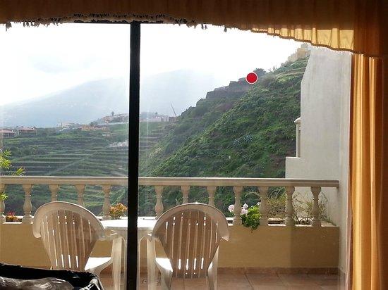Apartamentos Playa De Los Roques: Aussicht von C 2
