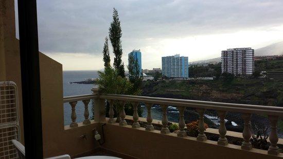 Apartamentos Playa De Los Roques: Aussicht von C2