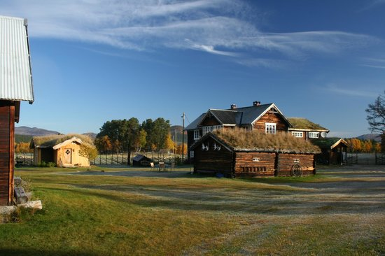 Kvebergsoya Farm