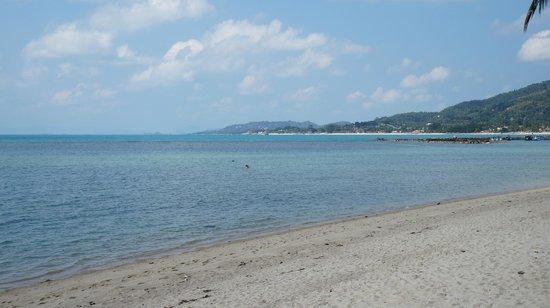 Grand Manita Beach Resort: Strand 2