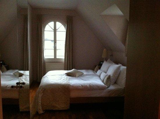 Park Weggis: Schlafzimmerbereich