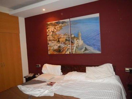 Hotel Galeón: Chambre