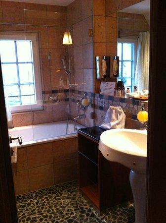 Park Weggis: Das kleine Badezimmer