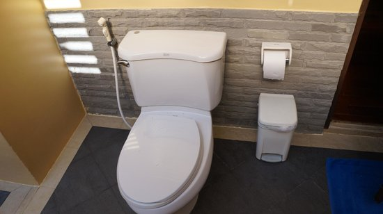 Grand Manita Beach Resort: WC