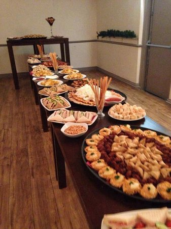 The Dorothy Inn : Standard buffet