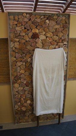 Grand Manita Beach Resort: Gestell zum Trocknen von Badetüchern und anderen Nassen Sachen