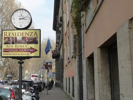 Residenza Ave Hotel : Lieblingshotel in Rom / Our favourite Hotel in Rome!