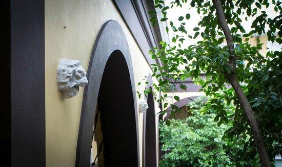 Hotel Mazarin: Detail