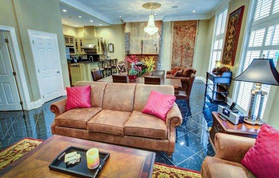 Hotel Mazarin: Fleur de Lis Suite