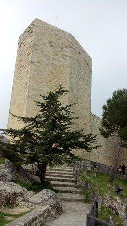 Castillo de Santa Catalina (Jaen)