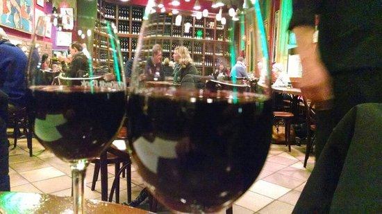 Monarch Gastrobar: Wine