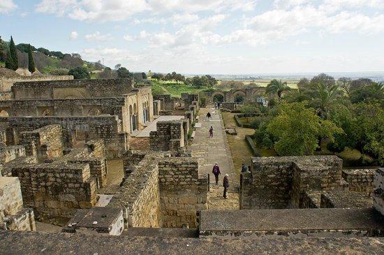 Conjunto Arqueológico Madinat Al-Zahra: Madinat Al-Zahra view