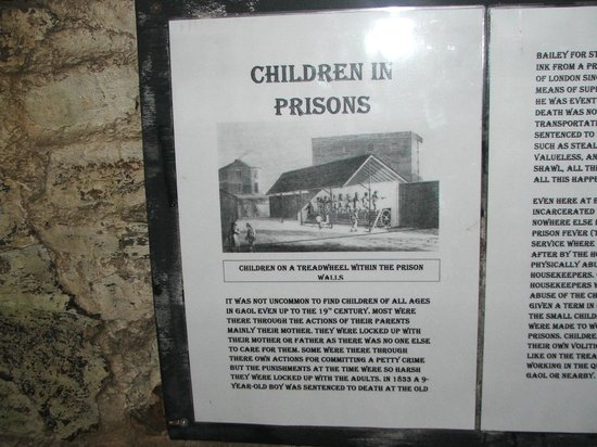 YHA Treyarnon: bodmin jail