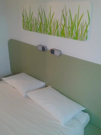 Hotel ibis budget London Whitechapel - Brick Lane : Camas
