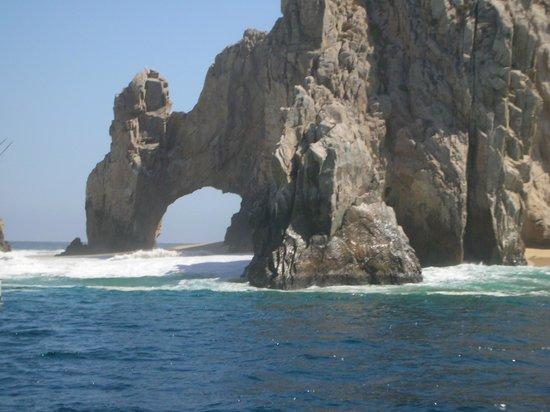 Hotel Quinta Del Sol: la spiaggia dell'amor