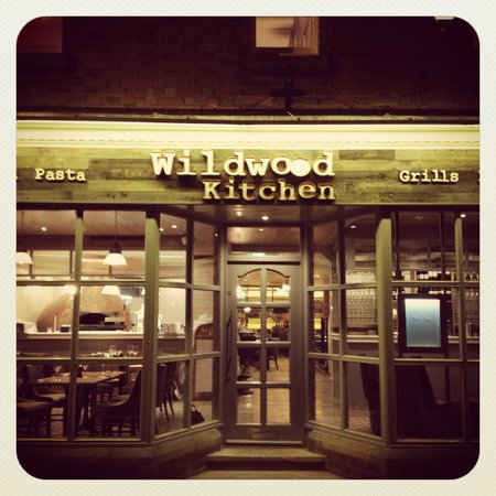 Wildwood Kitchen: Great Addition To Oakham!