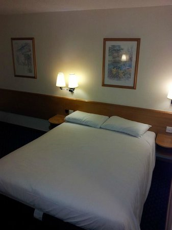 Days Inn Magor : Love bed 2