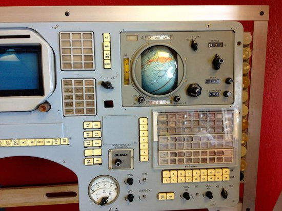 The Space Station Museum: navigating before GPS