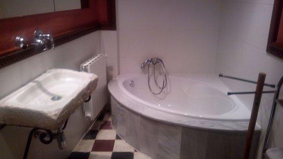Casa de Federico: Baño