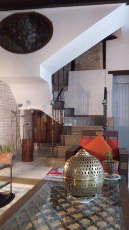 Casa de Federico: Recepcion
