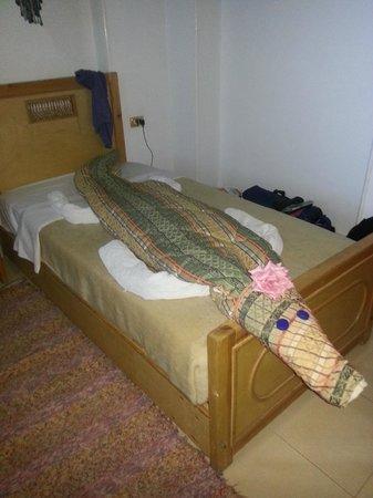 فندق شهرزاد: Pas op, Krokodillen