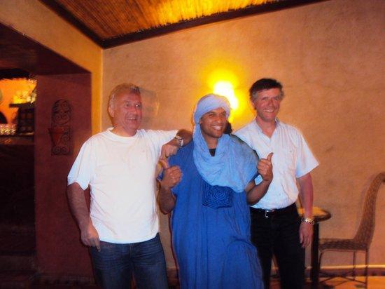 Kasbah Le Mirage : dernière soirée