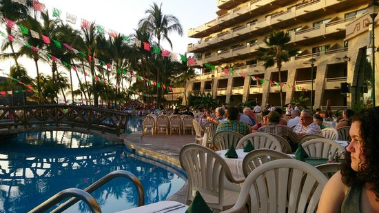 Paradise Village Beach Resort Spa Mexican Fiesta Themed Dinner