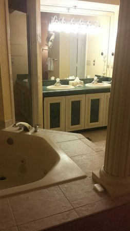 Star Island Resort and Club: Whirlpool & sink
