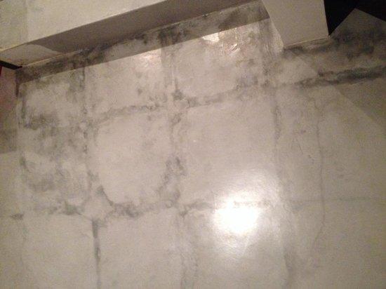 Casas Brancas Boutique Hotel & Spa: Fußboden des Zimmers
