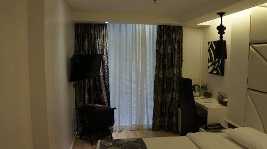 S Sukhumvit Suites: Zimmer