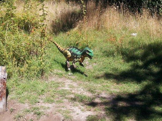 Parque Nahuelito: Figuras Prehistóricas II