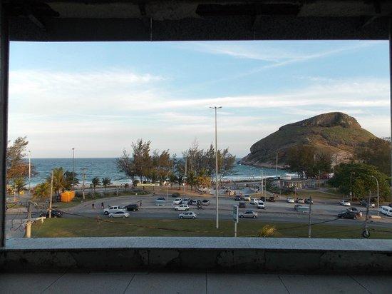 Atlantico Sul Hotel: Vista do quarto!