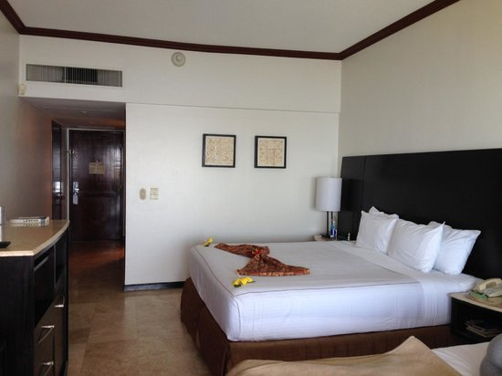 Azul Ixtapa Beach Resort & Convention Center : Room with King and twin