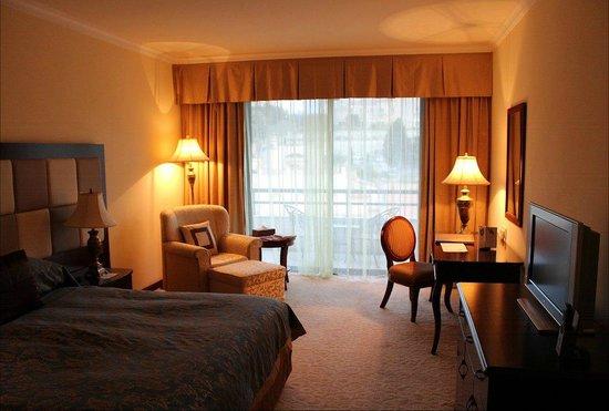 Excelsior Grand Hotel: Room