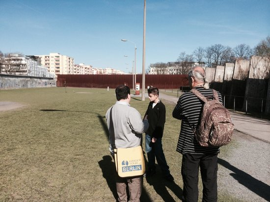 Gablinger Berlin Tours: The best ever tour of the Berlin Wall. Nadav is highly knowledgable and a fantastic original gui