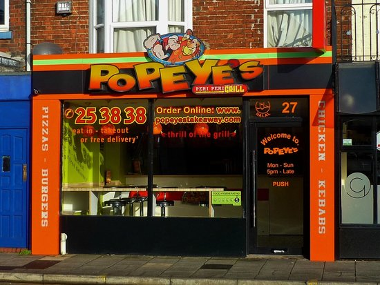 All info on Popeyes in Crewe - Call to book a table. View the menu, check prices, find on the map, see photos and ratings.