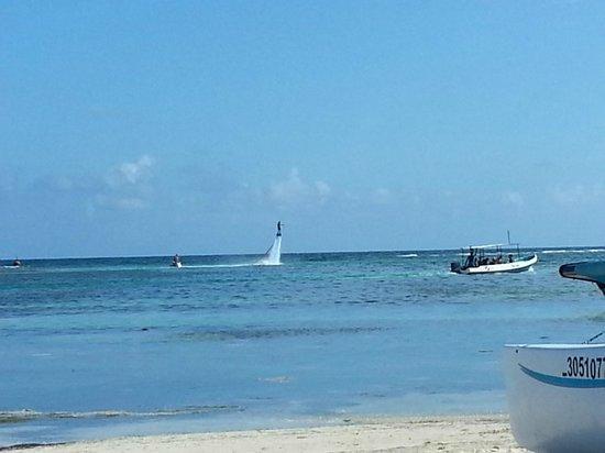 Nohoch Kay Beach Club : Other beach activities