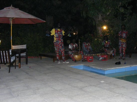 Hibiscus House: One evening of entertainment