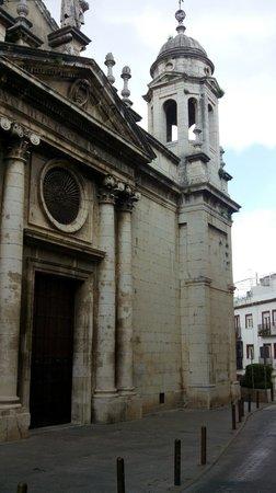 Iglesia de San Ildefonso: Basilica de San Ildefonso (Jaen)
