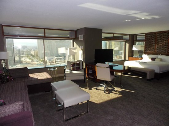 MGM Grand Hotel and Casino : Tower Spa suite