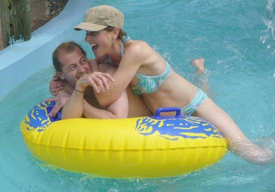 Waiwera Thermal Resort & Spa: Fun in the Lazy River
