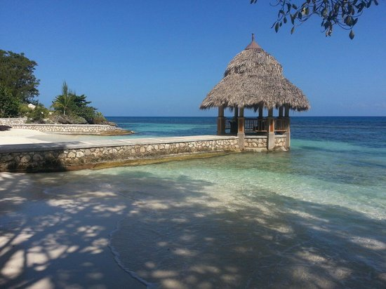 Hermosa Cove - Jamaica's Villa Hotel: The second beach on the property