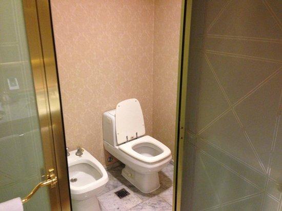 Park Tower : Banheiro