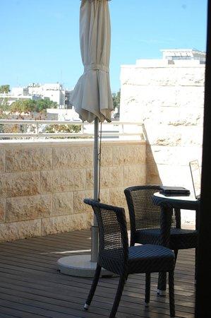 Dan Panorama Jerusalem : Balcony