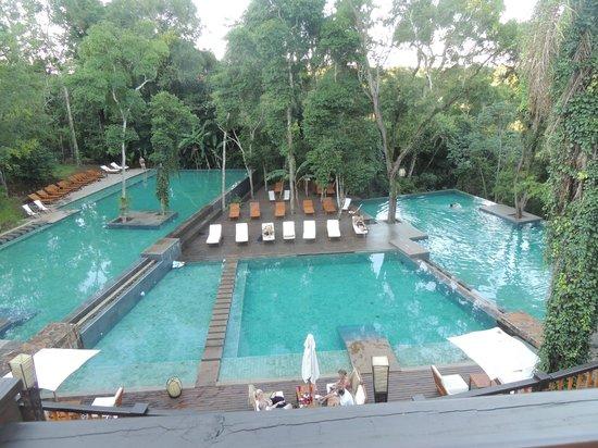 Loi Suites Iguazu: Lo mejor que tienen ,es un placer nadar y nadar ahi