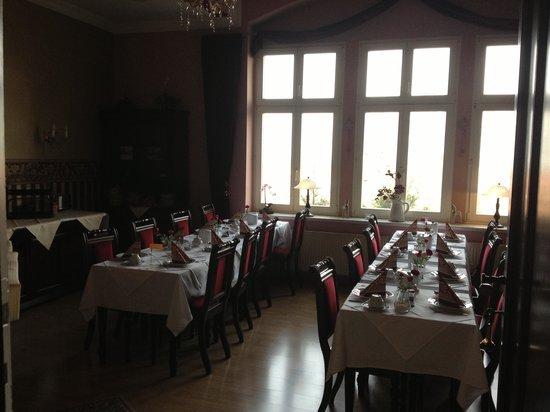 Schlossberg-Hotel: Der Frühstückstaum
