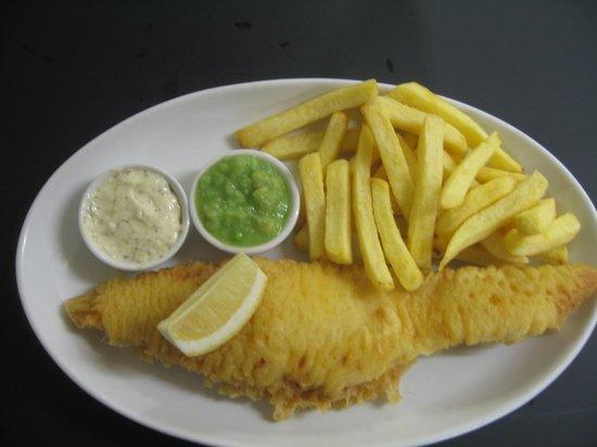 Polarbites: Haddock and chips